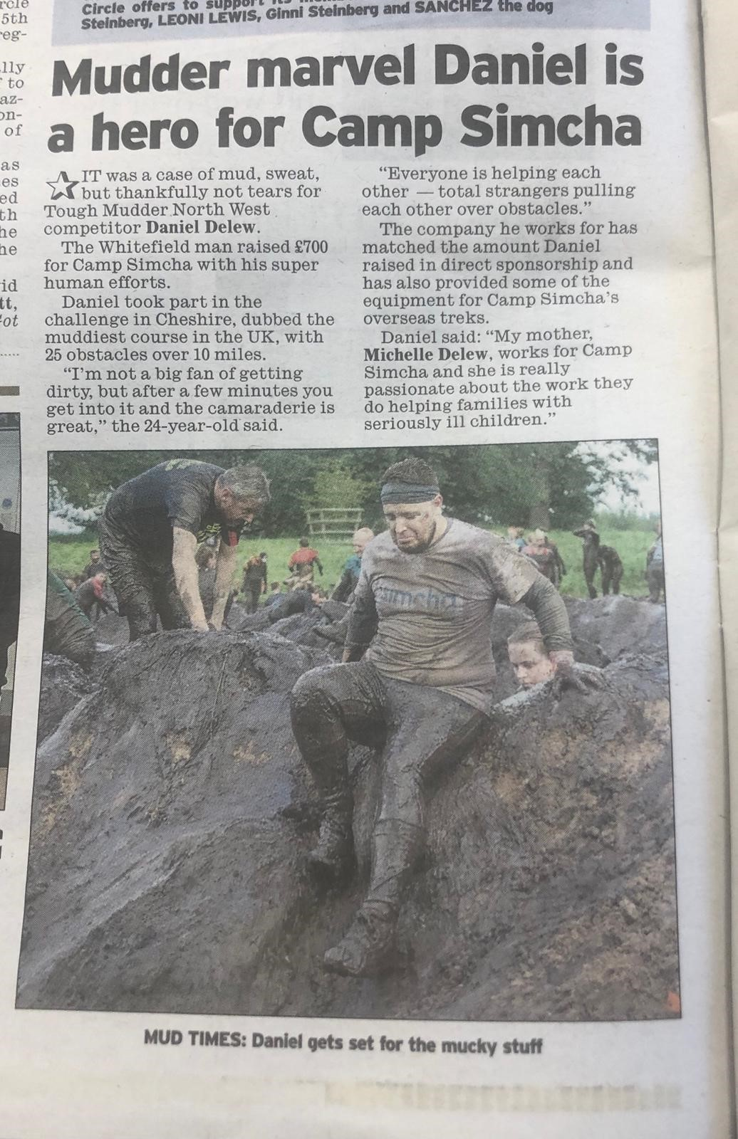 manchester tough mudder